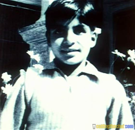 Amitabh Bachchan (Baby, childhood and teenage photos)