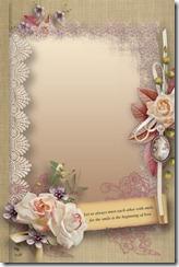 romantic frame 3