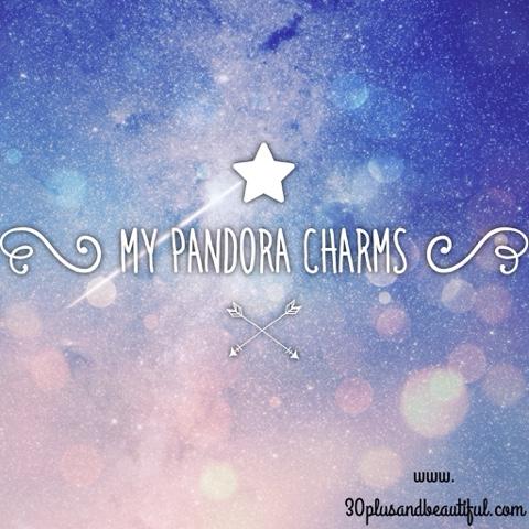 My Pandora Charms
