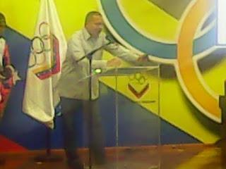 V JORNADAS DE DERECHO DEPORTIVO EN HOMENAJE AL DR. NELSON RODRIGUEZ José Alcalá Franco