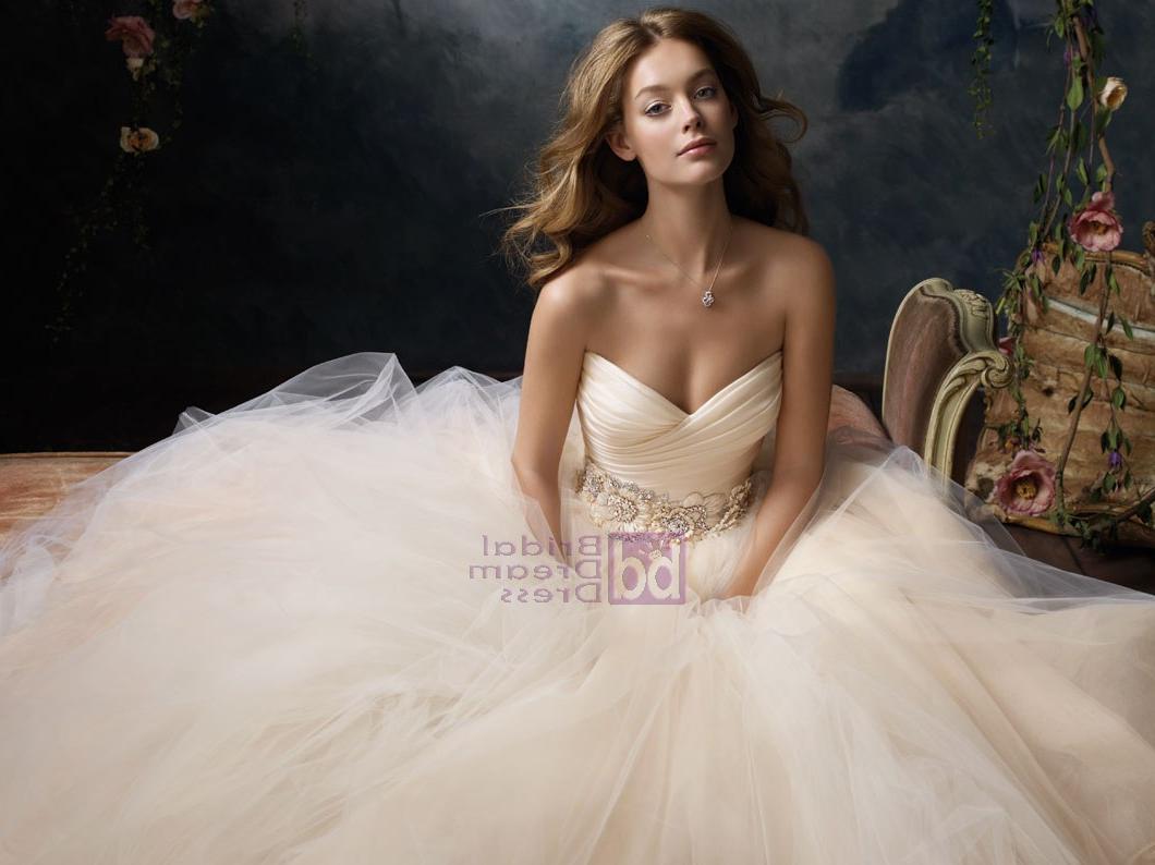 Jim Hjelm Lazaro Wedding Dress