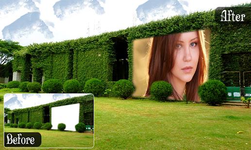 Garten Fotorahmen android apps download