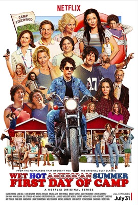 Poster Wet Hot American Summer