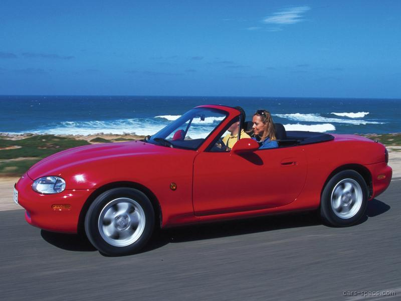 2001 Mazda Mx 5 Miata Convertible Specifications Pictures