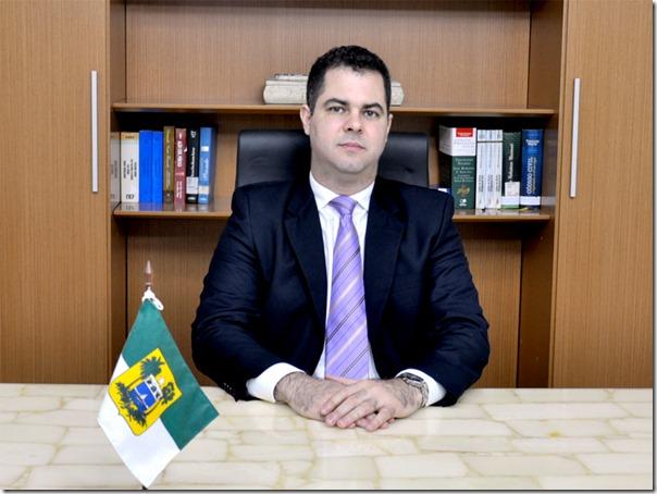Cristiano Feitosa Mendes - Foto PGE-RN