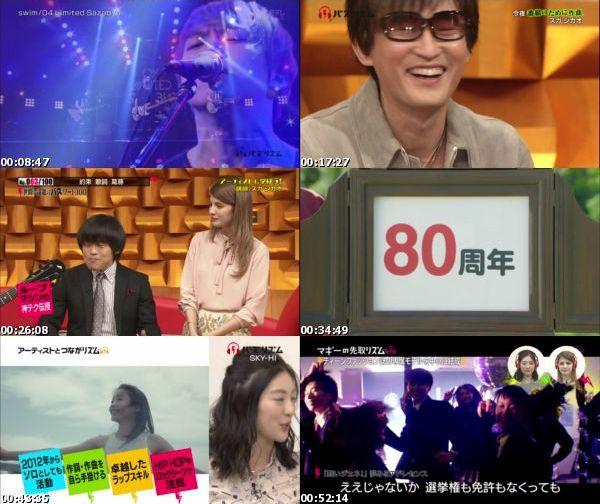 [TV-Variety] バズリズム – 2016.01.15