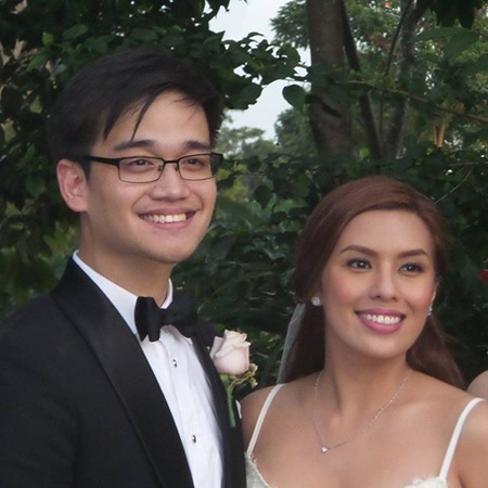 BJ Albert and Nikki Gil