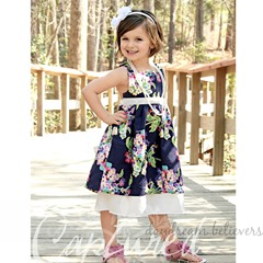 Daydream Believers Designs Catalog The Bebe Dress