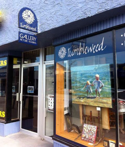 Tumbleweed Gallery, 452 Main St, Penticton, BC V2A 5C5, Canada, Art Gallery, state British Columbia