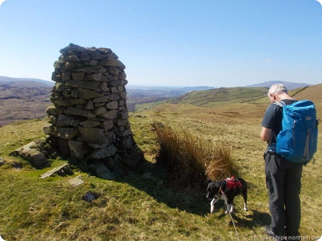 cairn on banks