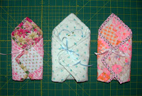 Angel Wraps and Preemie Patterns