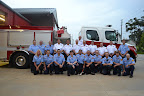 2011 Ellerslie Fire Fighters and Officers