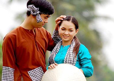 Chùm thơ tình Qua và Bậu trong thi ca Nam Bộ