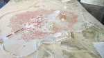 Model of the entirety of Athens in ancient times