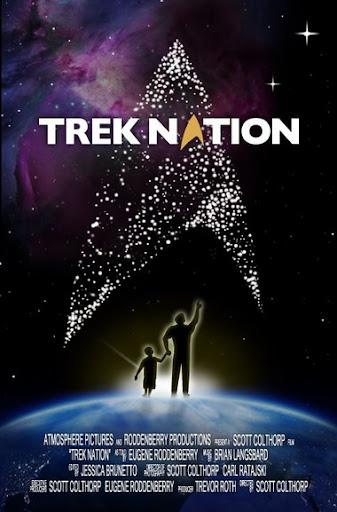 Pokolenie Star Trek / Trek Nation (2010) PL.TVRip.XviD / Lektor PL