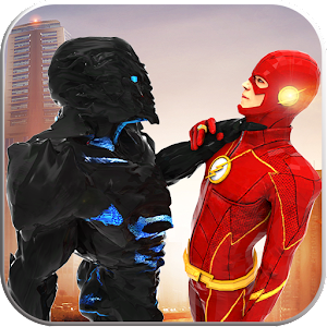 Flash Speedsters- Superhero Wall Run- flash games Online PC (Windows / MAC)