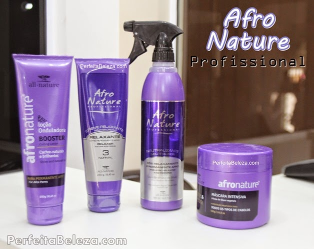 all nature permanente afro
