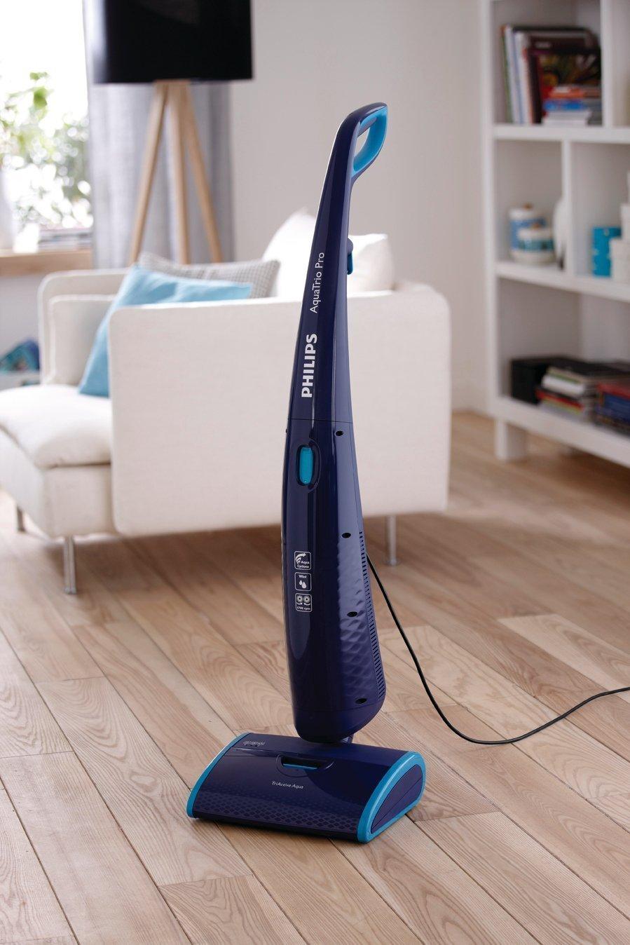 philips fc7080 01 aquatrio pro aspirapolvere che aspira. Black Bedroom Furniture Sets. Home Design Ideas
