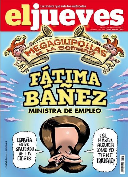 Fátima Báñez - El jueves