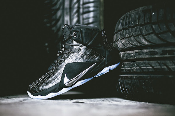 This Weekend8217s 8220Rubber City8221 LeBron 12 EXT in Natural Surroundings