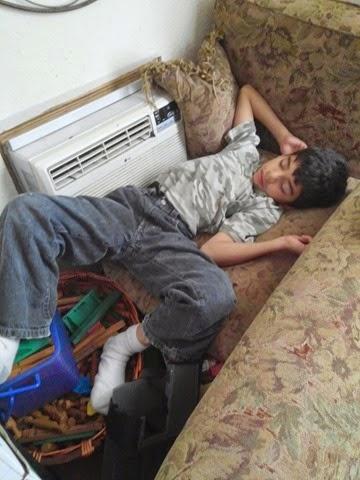 how to put kids to sleep