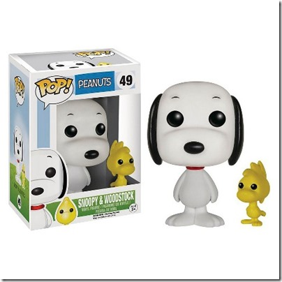 Funko Peanuts Snoopy and Woodstock USD 8.99