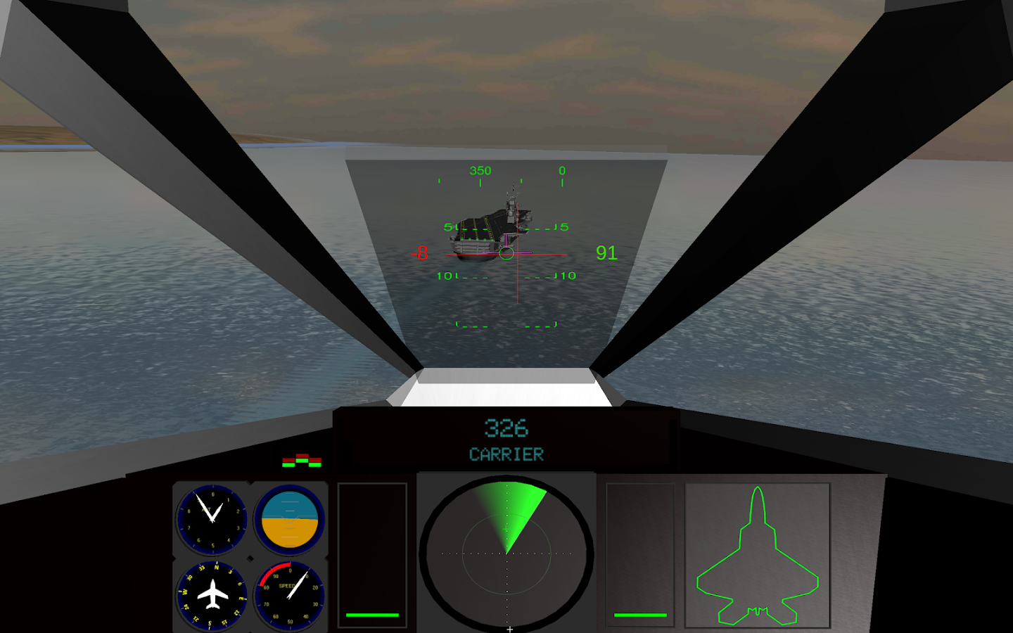 Fighter Pilot Screenshot 2