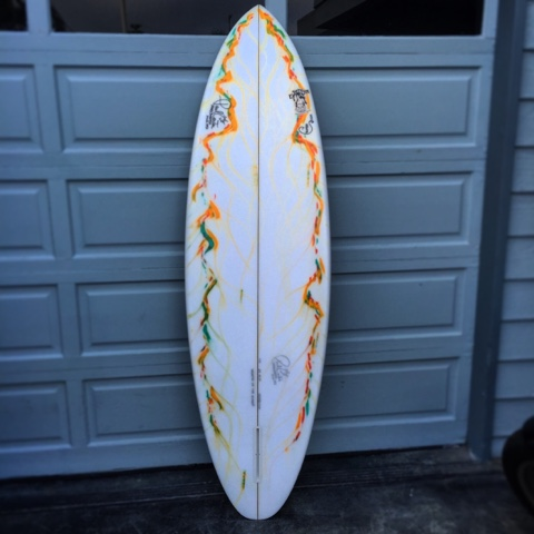 Summer time quiver San Clemente Surfboards