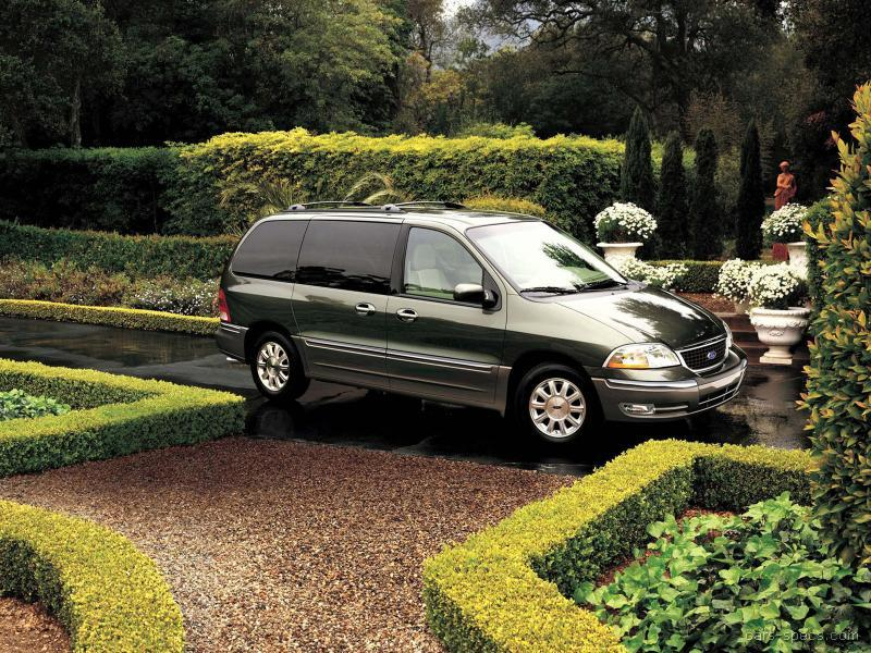 2003 Ford Windstar : Ford windstar minivan specifications pictures prices