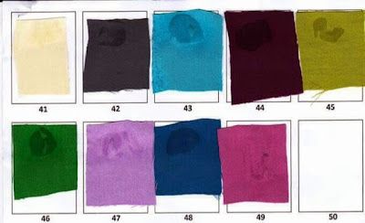 Pilihan Warna Bawal Satin Exclusive Gred AAA
