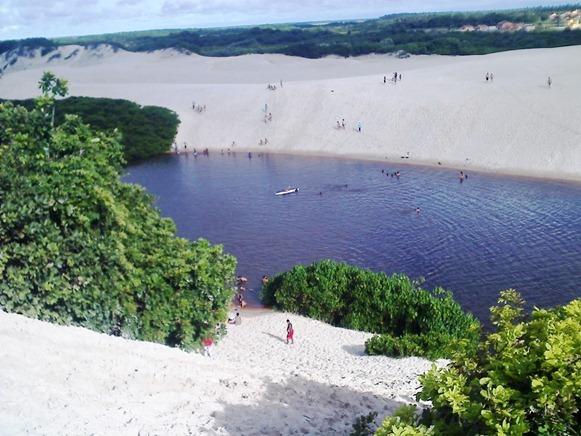Lago da Coca-Cola, Salinopolis, Parà, fonte: Portal Top Model