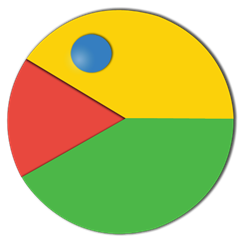 Chrome Pac-Man Icon