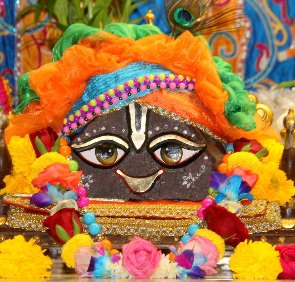 ISKCON Juhu Sringar Deity Darshan 14 Jan 2016 (9)