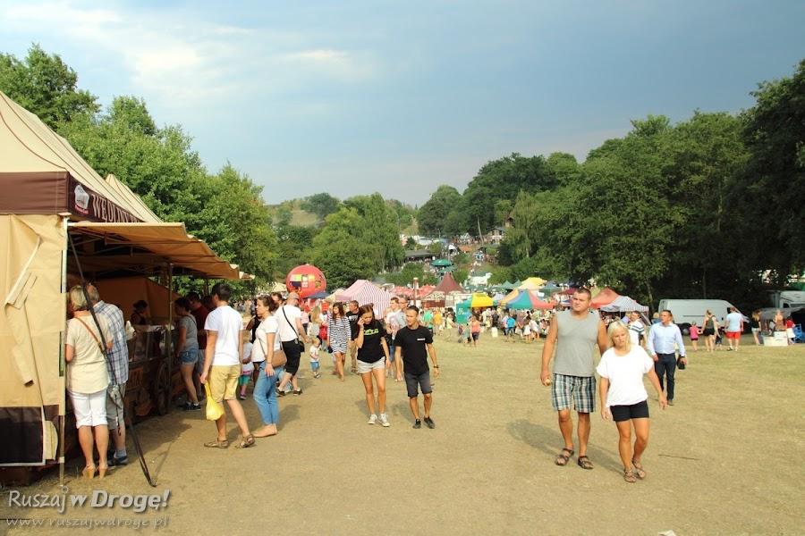 Festiwal Smaku w Grucznie - ale tu było ludzi!