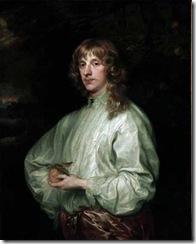 Retrato del duque de Richmond-van Dyck