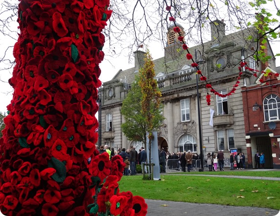 The Poppy Explosion community art project