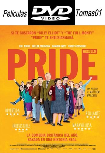 Pride (Orgullo) (2014) [DVDRip/Subtitulada]
