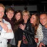 family party at La Belle in IJmuiden, Noord Holland, Netherlands