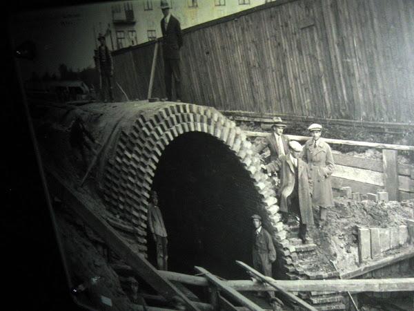 zdjęcie z budowy dętki