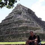 Taking a Break - Costa Maya, Mexico