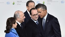 Parigi Obama Hollande