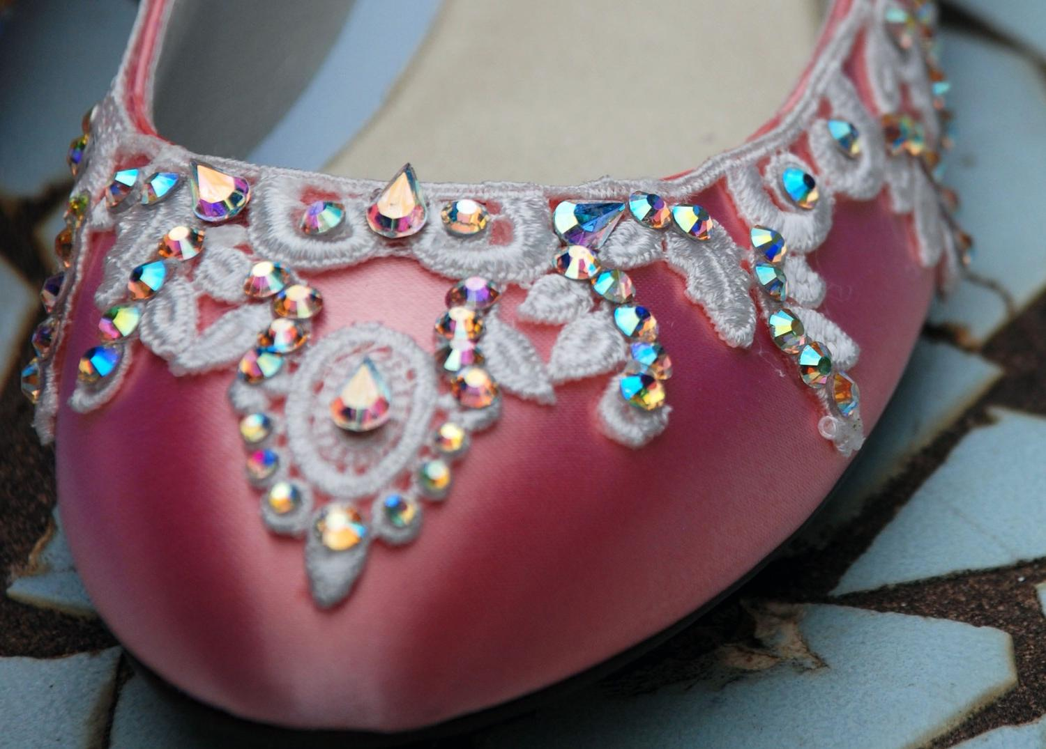 Belle, Bridal shoes