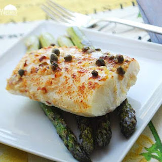 Healthy Baked Cod Fillets Recipes