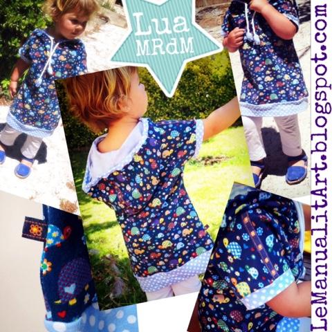 cc camiseta Lua Mi Rincon de Mariposas