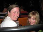 Lori and Hannah on Big Thunder Mountain Railroad in the Magic Kingdom in Disney 06052011