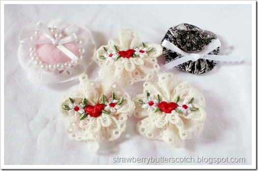 Pretty Brooches