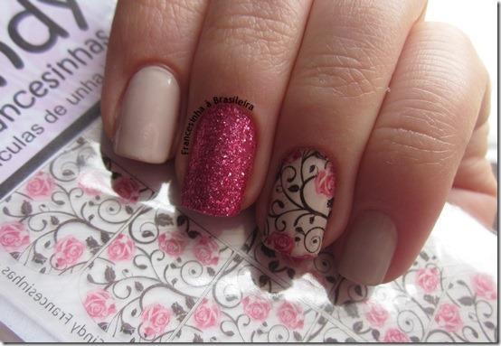 Outubro rosa - Rockabilly Hits com película Sindy