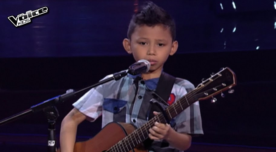 Gian Ale The Voice Kids Philippines