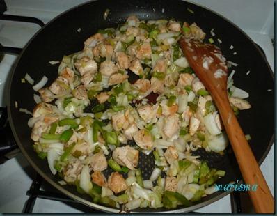 calabacines rellenos de pollo y verdura2 copia