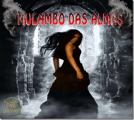 pomba gira maria mulambo das almas - exu - umbanda - kimbanda